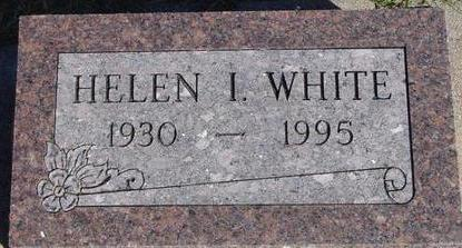 WHITE, HELEN I. - Woodbury County, Iowa | HELEN I. WHITE
