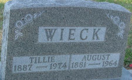 WIECK, AUGUST & TILLIE - Woodbury County, Iowa | AUGUST & TILLIE WIECK