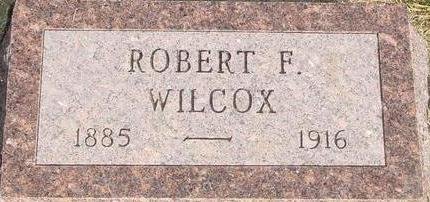 WILCOX, ROBERT F. - Woodbury County, Iowa | ROBERT F. WILCOX