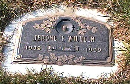 WILHELM, JEROME - Woodbury County, Iowa | JEROME WILHELM