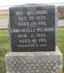 WILSHIRE, WILLIAM - Woodbury County, Iowa | WILLIAM WILSHIRE
