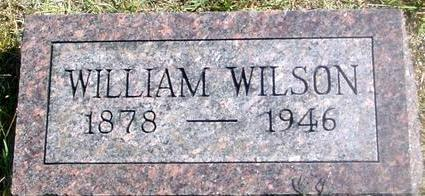 WILSON, WILLIAM - Woodbury County, Iowa | WILLIAM WILSON