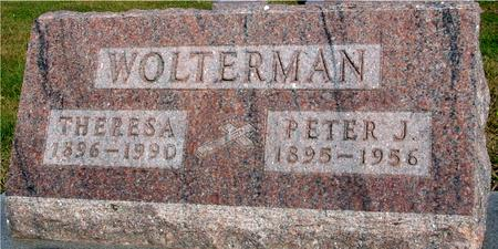 WOLTERMAN, PETER & THERESA - Woodbury County, Iowa | PETER & THERESA WOLTERMAN