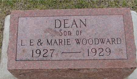 WOODWARD, DEAN - Woodbury County, Iowa | DEAN WOODWARD