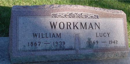 WORKMAN, WILLIAM & LUCY - Woodbury County, Iowa | WILLIAM & LUCY WORKMAN