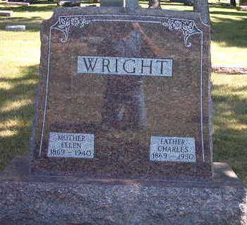 WRIGHT, CHARLES - Woodbury County, Iowa | CHARLES WRIGHT