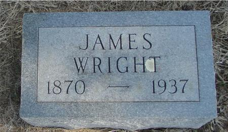 WRIGHT, JAMES - Woodbury County, Iowa | JAMES WRIGHT