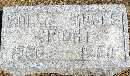 WRIGHT, MOLLIE - Woodbury County, Iowa | MOLLIE WRIGHT
