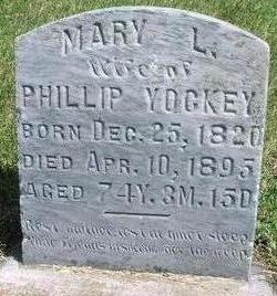 YOCKEY, MARY - Woodbury County, Iowa | MARY YOCKEY