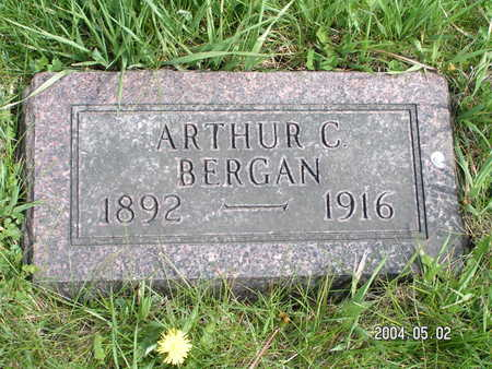 BERGAN, ARTHUR C. - Worth County, Iowa | ARTHUR C. BERGAN