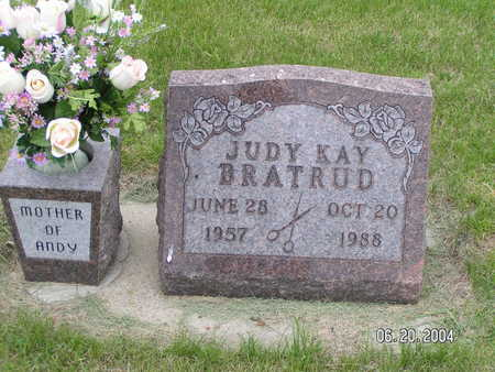 BRATRUD, JUDY KAY - Worth County, Iowa | JUDY KAY BRATRUD