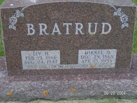 BRATRUD, MIKKEL O. - Worth County, Iowa | MIKKEL O. BRATRUD