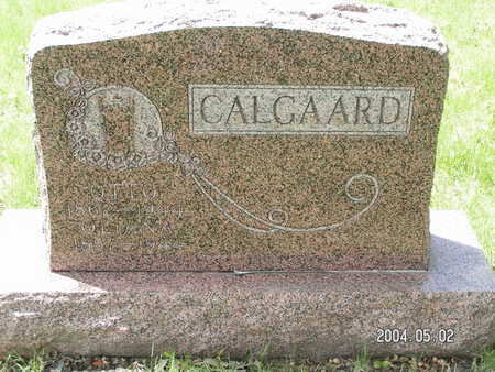 CALGAARD, OTTO - Worth County, Iowa | OTTO CALGAARD