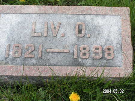 GROSLAND, LIV O. - Worth County, Iowa | LIV O. GROSLAND