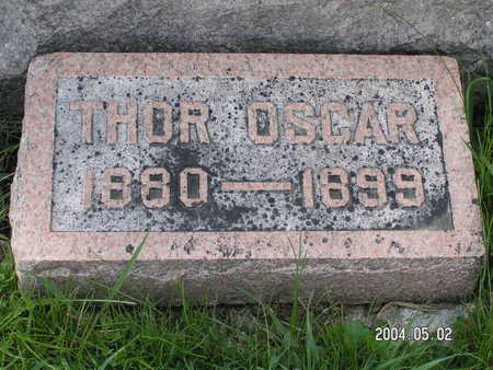 GROSLAND, THOR OSCAR - Worth County, Iowa | THOR OSCAR GROSLAND