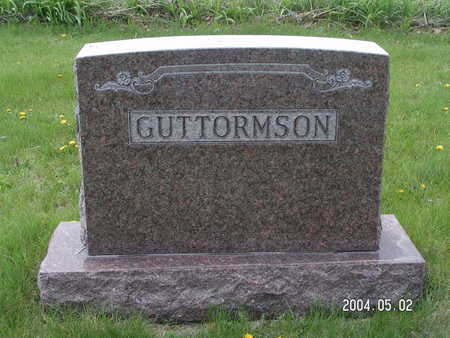 GUTTORMSON, FAMILY - Worth County, Iowa | FAMILY GUTTORMSON