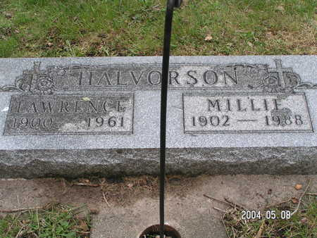HALVORSON, LAWRENCE - Worth County, Iowa | LAWRENCE HALVORSON