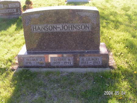 HANSON-JOHNSON, HELMER J. - Worth County, Iowa | HELMER J. HANSON-JOHNSON