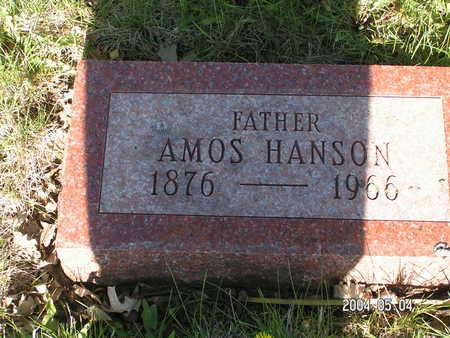 HANSON, AMOS - Worth County, Iowa | AMOS HANSON