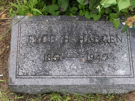 HAUGEN, TYCE - Worth County, Iowa | TYCE HAUGEN
