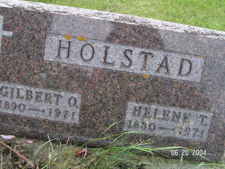 HOLSTAD, GILBERT O. - Worth County, Iowa | GILBERT O. HOLSTAD