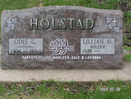 HOLSTAD, ODIS G. - Worth County, Iowa | ODIS G. HOLSTAD