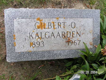 KALGAARDEN, GILBERT O. - Worth County, Iowa | GILBERT O. KALGAARDEN