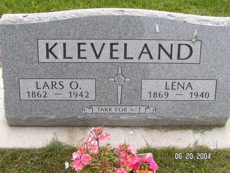 KLEVELAND, LARS O. - Worth County, Iowa | LARS O. KLEVELAND
