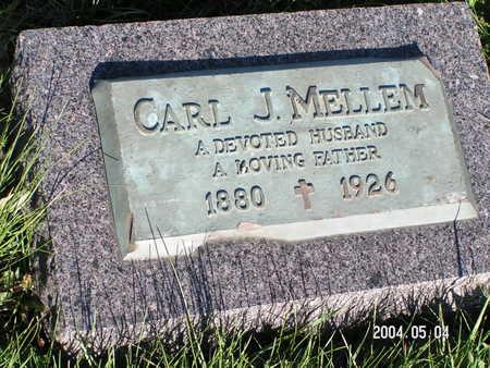 MELLEM, CARL J. - Worth County, Iowa | CARL J. MELLEM