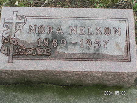 NELSON, NORA - Worth County, Iowa | NORA NELSON