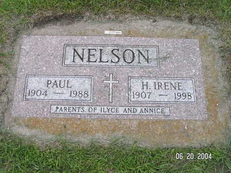 NELSON, PAUL - Worth County, Iowa | PAUL NELSON