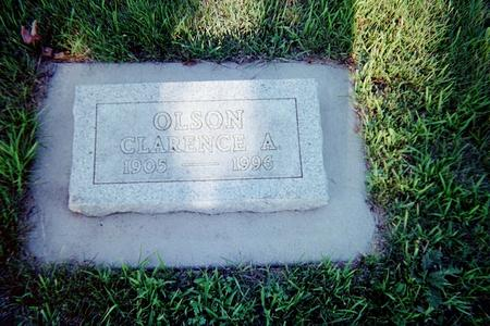 OLSON, CLARENCE A. - Worth County, Iowa | CLARENCE A. OLSON