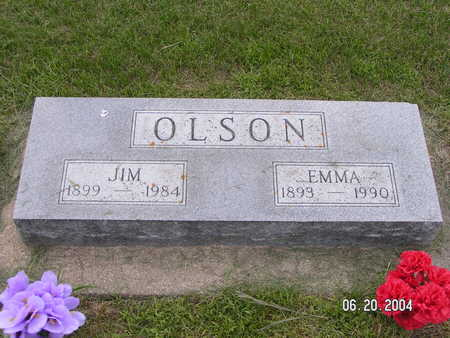 OLSON, JIM - Worth County, Iowa | JIM OLSON