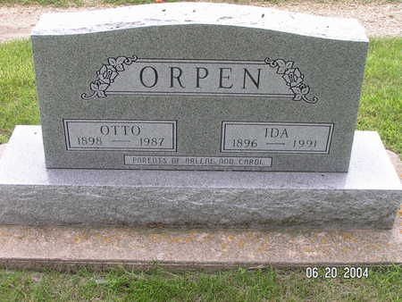 ORPEN, OTTO - Worth County, Iowa | OTTO ORPEN