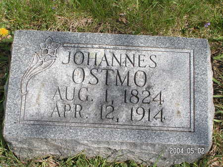 OSTMO, JOHANNES - Worth County, Iowa | JOHANNES OSTMO