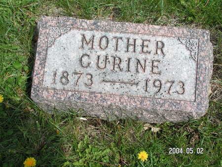 SANDEN, CURINE - Worth County, Iowa | CURINE SANDEN