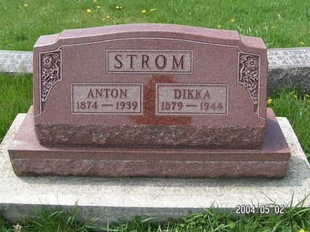 STROM, DIKKA - Worth County, Iowa | DIKKA STROM