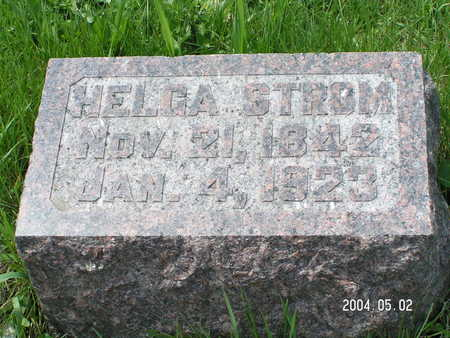 STROM, HELGA - Worth County, Iowa | HELGA STROM