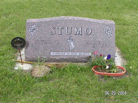 STUMO, LOWELL T. - Worth County, Iowa | LOWELL T. STUMO