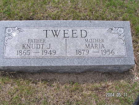 TWEED, MARIA - Worth County, Iowa | MARIA TWEED