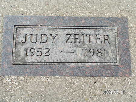 ZEITER, JUDY - Worth County, Iowa | JUDY ZEITER