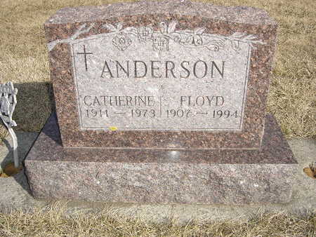 ANDERSON, CATHERINE - Wright County, Iowa | CATHERINE ANDERSON