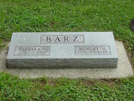 BARZ, BARBARA L. - Wright County, Iowa | BARBARA L. BARZ