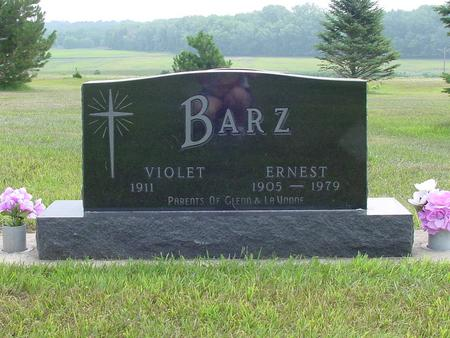 BARZ, ERNEST - Wright County, Iowa | ERNEST BARZ