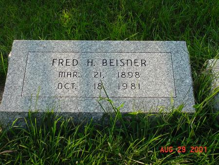 BEISNER, FRED H. - Wright County, Iowa | FRED H. BEISNER