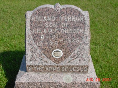 COBURN, ROLAND VERNON - Wright County, Iowa | ROLAND VERNON COBURN