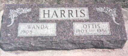 HARRIS, OTIS - Wright County, Iowa | OTIS HARRIS