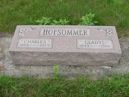 CARPENTER HOFSOMMER, GLADYS LENORA - Wright County, Iowa | GLADYS LENORA CARPENTER HOFSOMMER