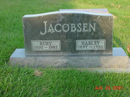 JACOBSEN, HARLEY - Wright County, Iowa | HARLEY JACOBSEN