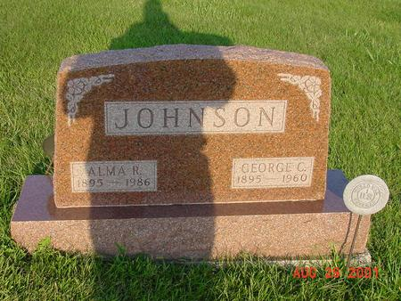 JOHNSON, ALMA R. - Wright County, Iowa | ALMA R. JOHNSON